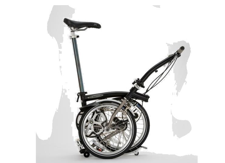 smallest folding bike